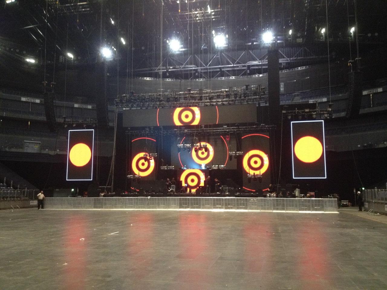 David Guetta Hamburg 2015